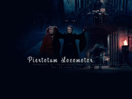 Piertotum Locomotor by Lennves