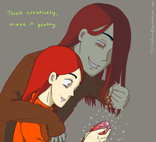 Make it pretty by IbiscoRosa