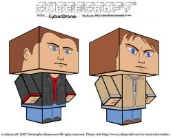 Cubeecraft - Winchester Bros by CyberDrone
