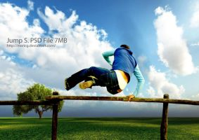Jump.S PSD File by MericG