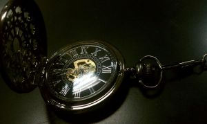 Unedited Pocket Watch by AliceLovesChes