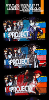 Tag Wall K project by HazukiRokudo