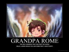 Grandpa Rome by Like-A-British-Guy