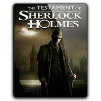 The Testament of Sherlock Holmes Icon by dylonji