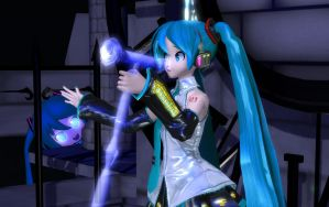 Mikudayo Is everywhere... by Vocalizer