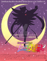 Sailor Moon Stars Movie Poster by Kalisama