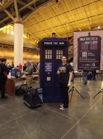 The TARDIS by 12redroses
