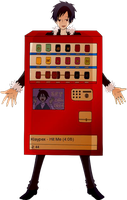 Winamp skin: Vending machine by ThisFridgeIsEmpty