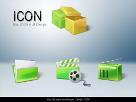 Icon one by fengsj