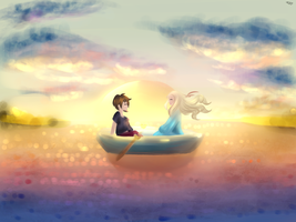 When Marnie Was There by SailorYukiLaYandere