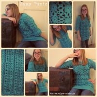 Zany Tunic by the-carolyn-michelle