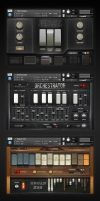 Wavesfactory Retro Keys Kontakt Guis by ScottKaneGUIs