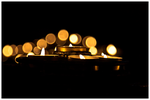 notre dame candles by salleephotography