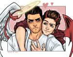 Sterek: Cheer up GrumpyFeathers! by dauntingfire