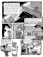 Step-Monster II: Page 1 by ToxicToothpick