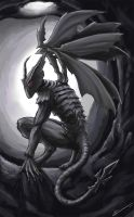 6 wing demon by IZRA