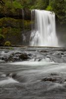 Upper North Falls by 11thDimensionPhoto
