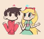 Star and marco by Noodlekun12