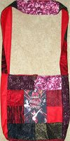 Moulin Rouge Patchwork Bag by Groovygirlsuzy17