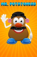Mr. Potato Head by Xiox231