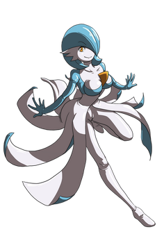 Gardevoir Suit TF 02 by midorimushiG