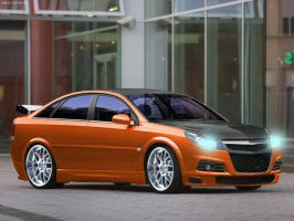 Vectra Fast and Furious by Toun57