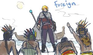 27 foreign by Lv-Simian