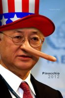 yukiya amano by Aheney