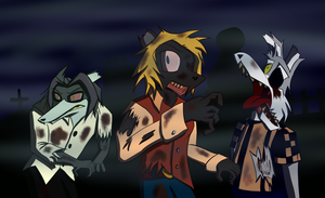 Zombies!! by Julius-B