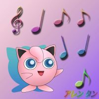 Jigglypuff by Humble-Novice