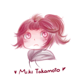 Request - MikiTakamoto by T5S