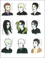 Death Eaters 1981 by Rotae