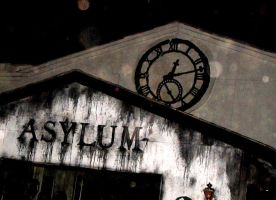 The ASYLUM by Distorted-Dream
