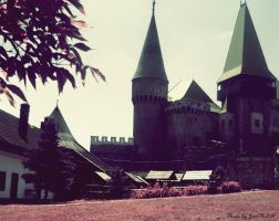 Like a fairytale castle by JustMe255