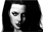 Amy Lee of Evanescence -4- by MC36214