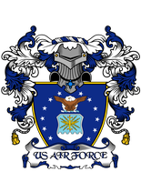 US Air Force CoAs by Lord-Giampietro
