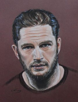 Tom Hardy by Andromaque78