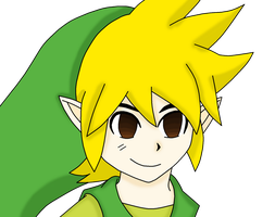 Linky Link~ by Shadow-Majora