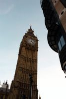 Big Ben by Destroth