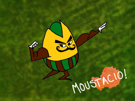 Moustachio by Kazay441