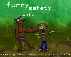 Furry Safety Unit by MarkP0rter