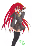 Shana Commission by kaizokuchan