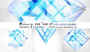 ColdBlue Textures By Mixiuery by ARONEVE