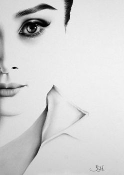 The Half Series - Audrey by IleanaHunter