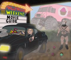 Mad Max's Weekend Movie Guide by maxevry