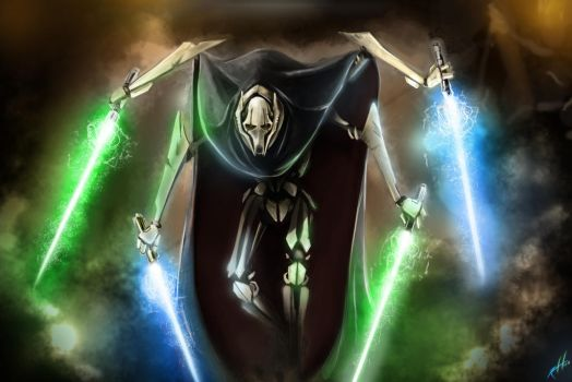 General Grievous by HessianForHire