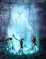 Dance of the Dead by Jcdow3Arts