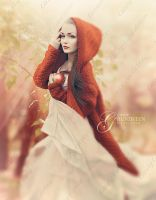 Red Riding Hood by CindysArt