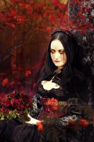 Autumn Rose by Eithnne