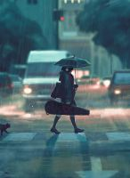 After Practice~ by GUWEIZ